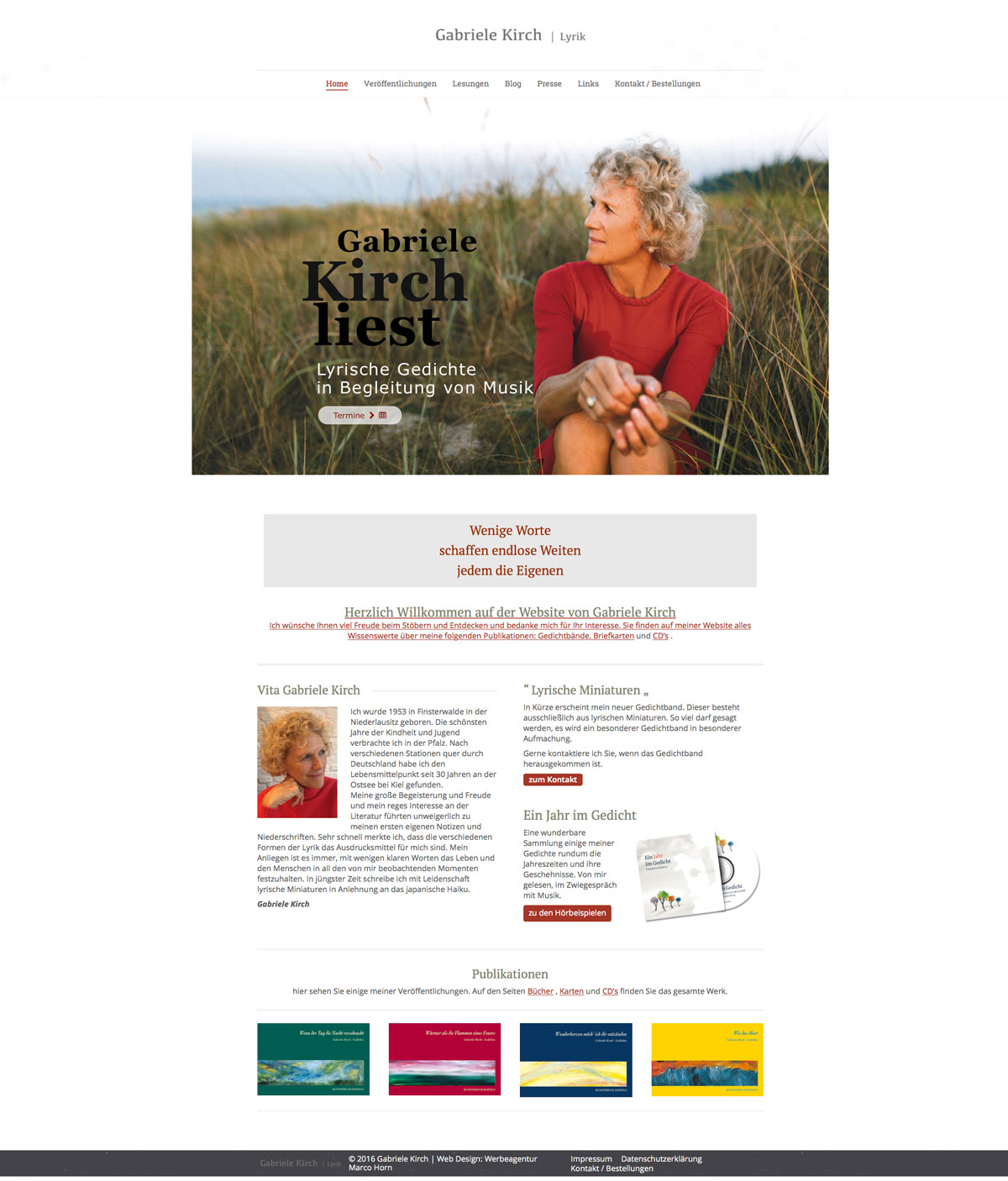 Website-Gabriele Kirch