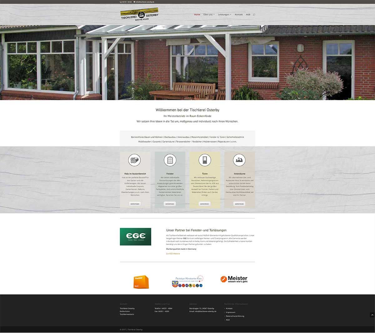 Website-Tischlerei-Osterby