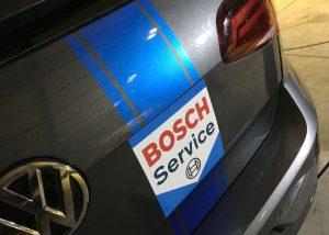 Fahrzeugbeschriftung-E-Golf-Rubel-Bosch-Heck
