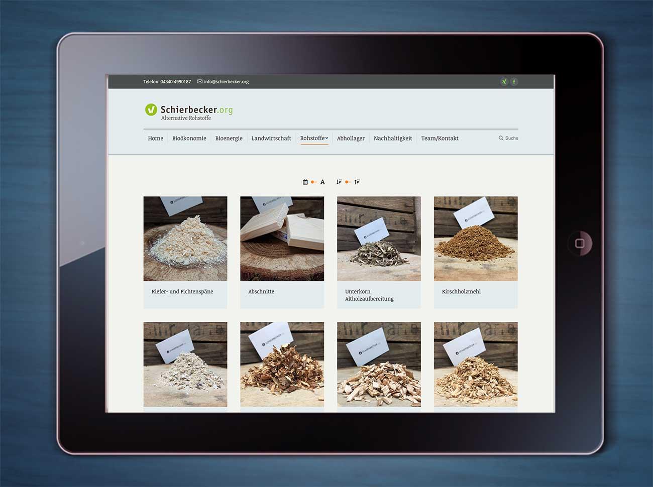 Schierbecker-Website-iPad-quer-Produkte